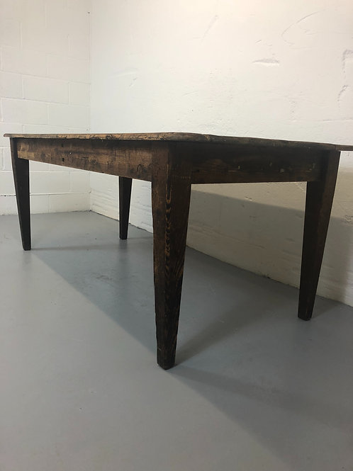 Large factory table