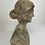 Thumbnail: Carved limestone Female bust