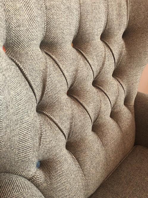 Vintage G-plan 6250 swivel Armchair