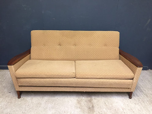 Greaves & Thomas sofa bed- including reupholstery- excluding fabric