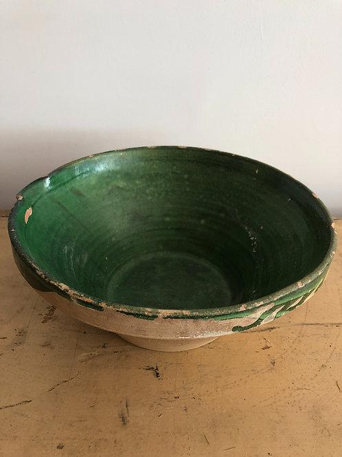 Antique confit bowl or tian #2