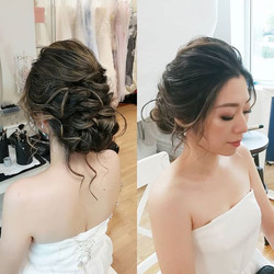 Professional wedding makeup team in Vancouver