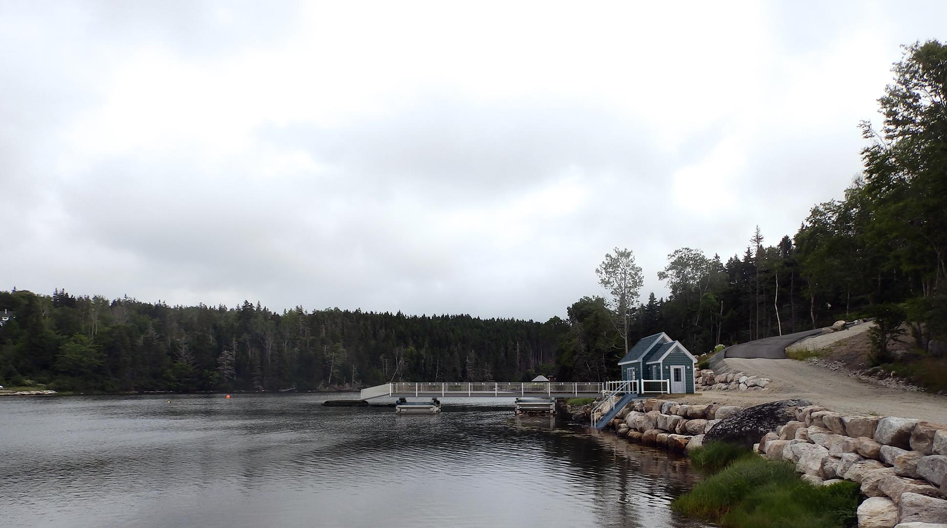 Wharf / Boat House