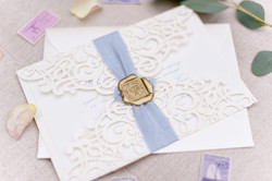 Wax Seal and Lace