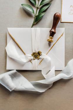 Wax Seal Envelope