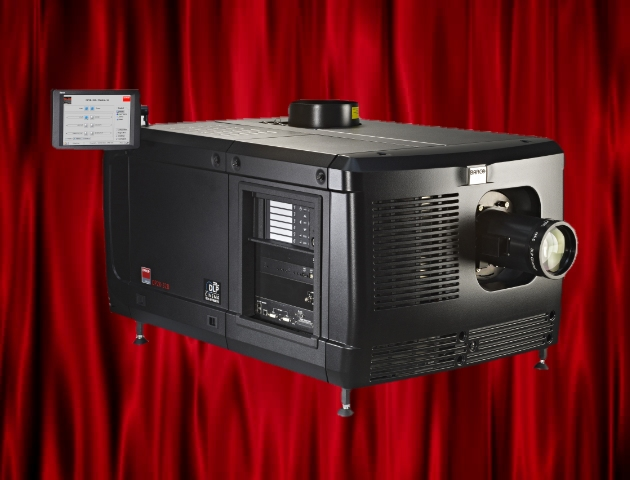 BARCO DIGITAL CINEMA PROJECTORS