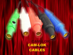 CAM-LOK CABLES AND ACCESSORIES