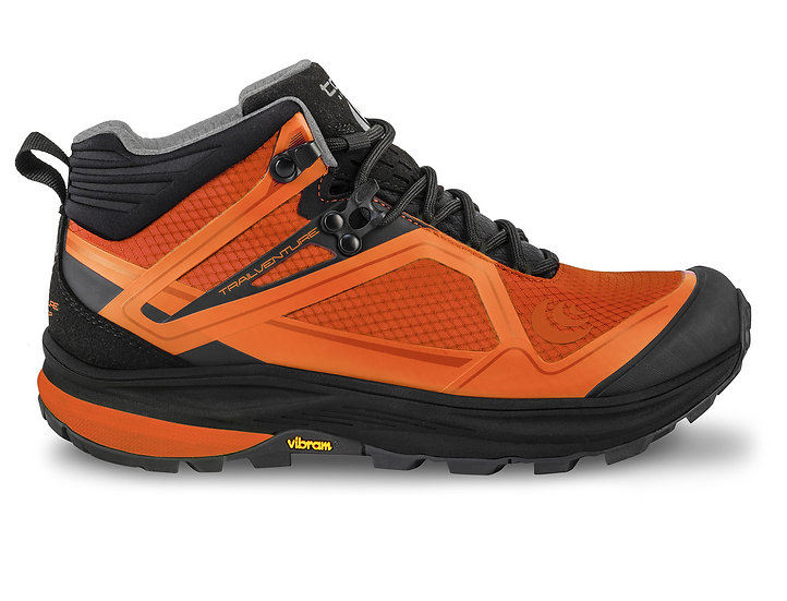 Trailventure - Orange/Black