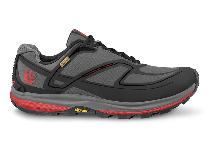 Hydroventure 2- Charcoal/Red