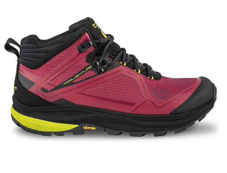 Trailventure - Raspberry/Black