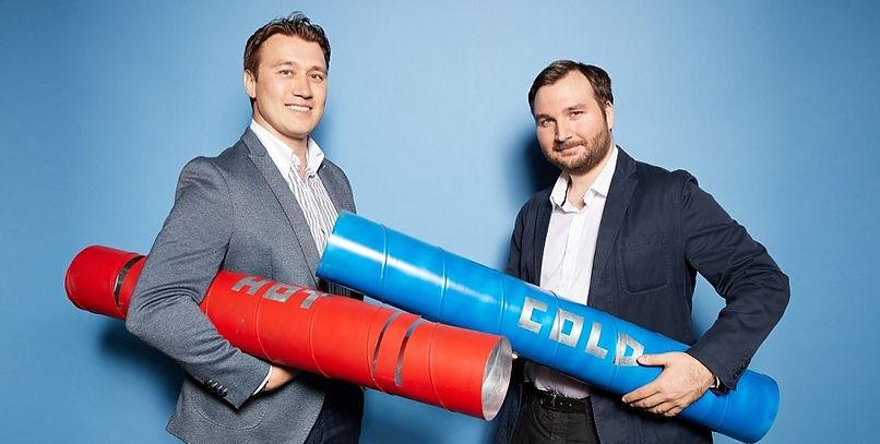 PR zur Gewinnung von Investoren für das Energie-Startup poligy