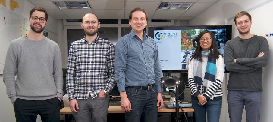 PR für das Robotik-Startup Visevi vormals Rovi Robotic