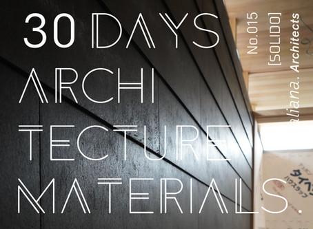 30Days_Architecture MaterialsNo.015 [SOLIDO]
