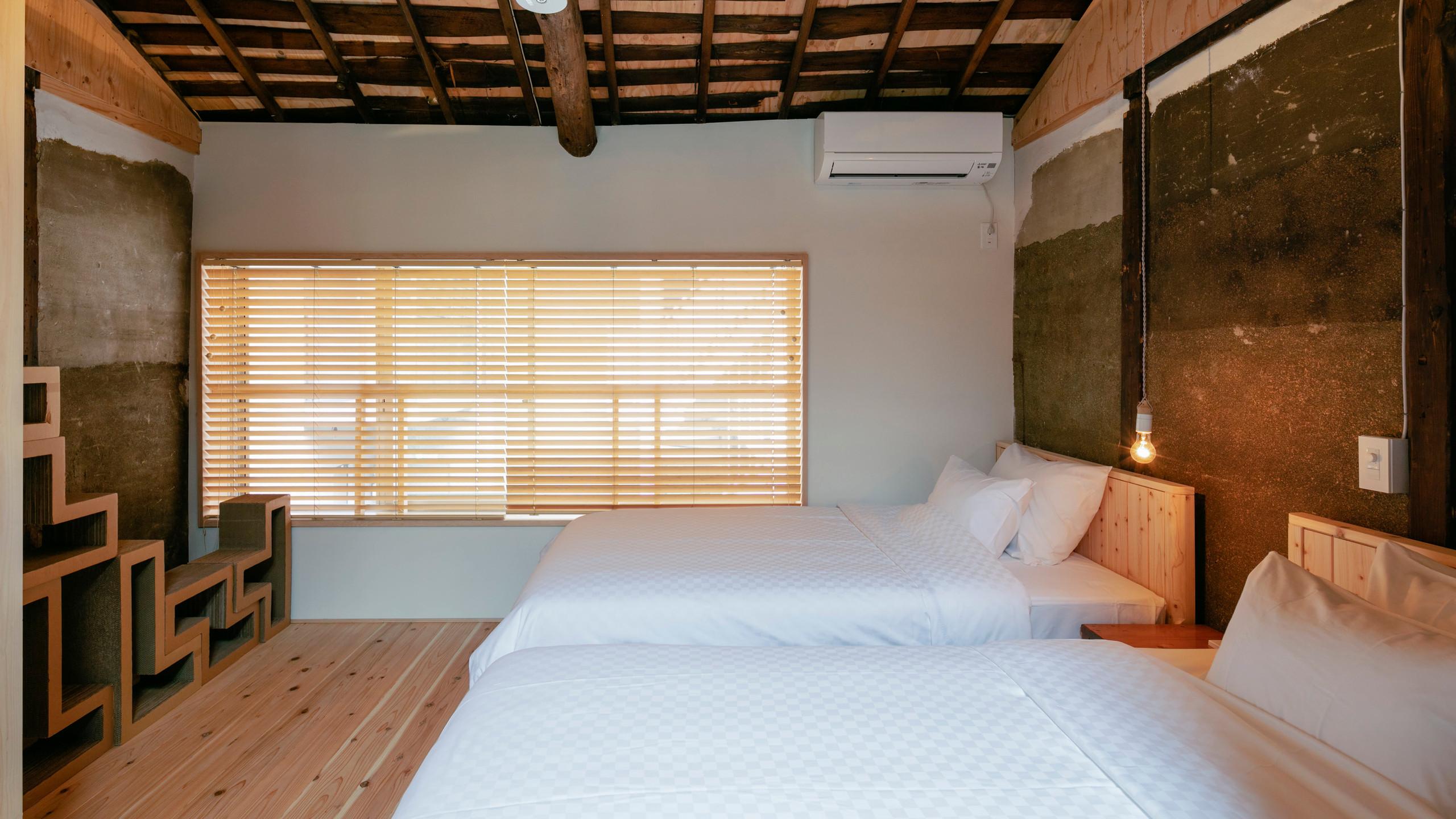 22_民泊3 寝室