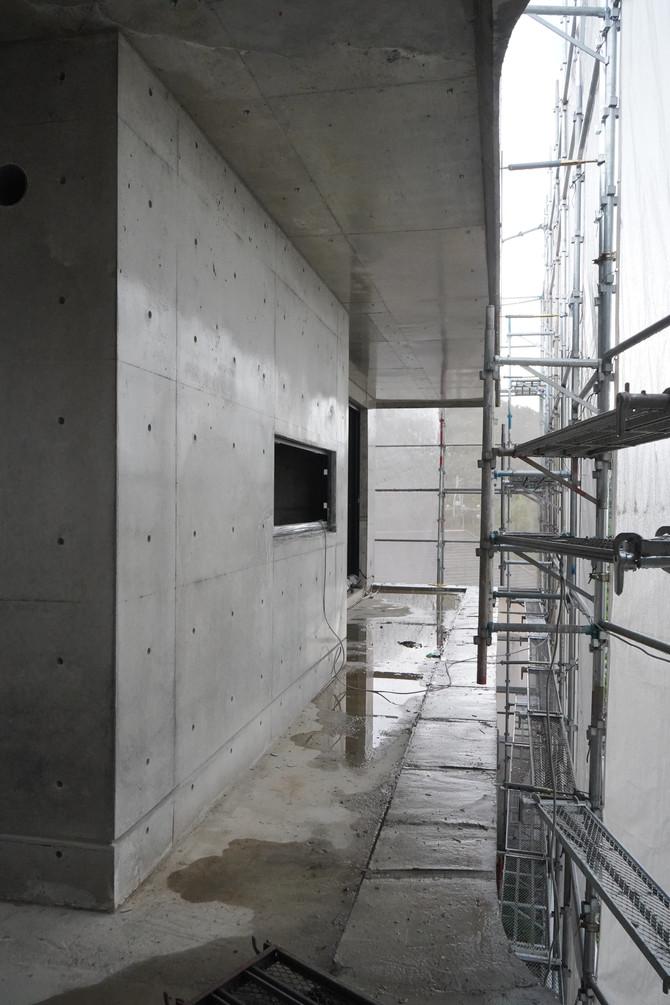 展望台の家 進捗6