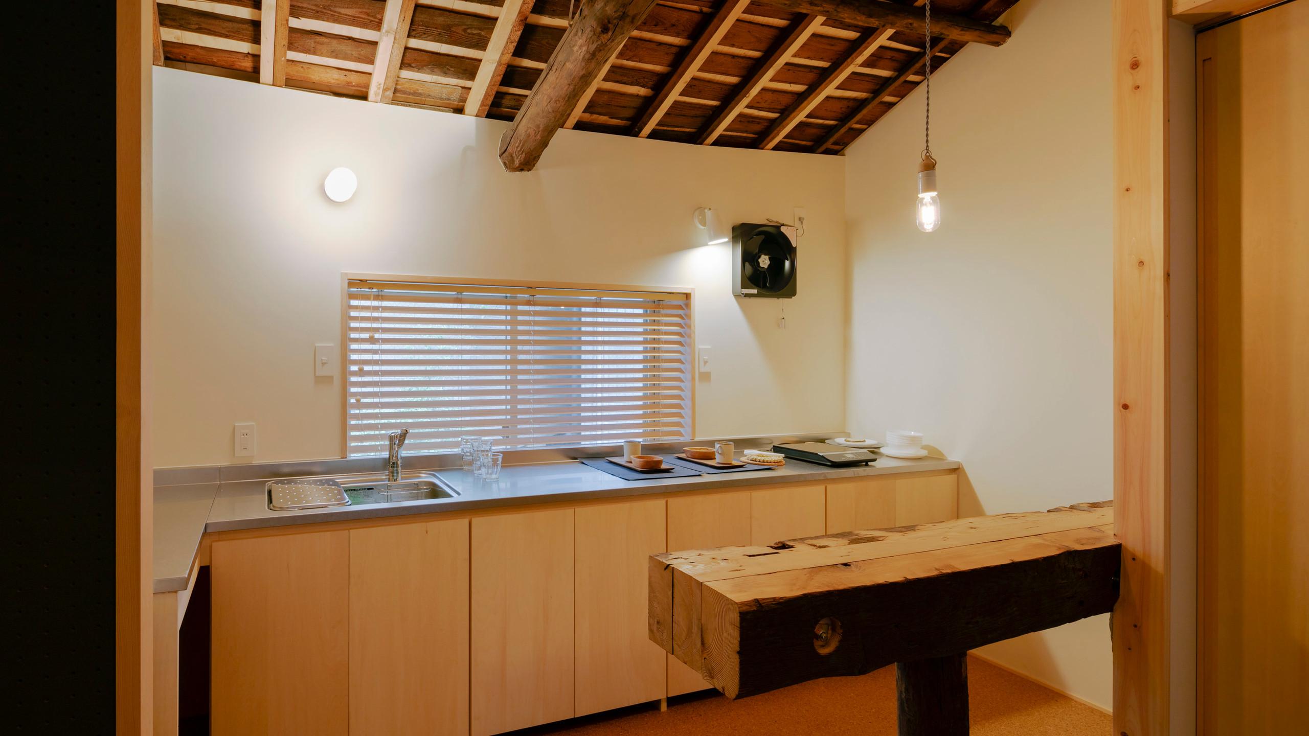 19_民泊4 キッチン