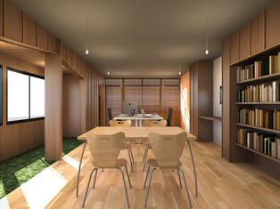 宝塚のオフィス(計画中)