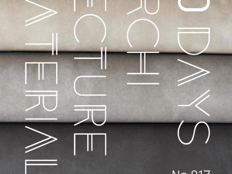 30Days_Architecture MaterialsNo.017[ダイノックシート]