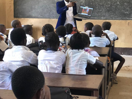 An Effective Way to Arouse Interest in Young Children to Act on the SDGs