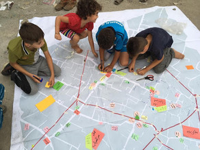 Providing Informal Outdoor Playing Areas and Protecting Every Child Against Discrimination