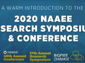 Global Schools Director, Sam Loni, speaks at NAAEE Conference