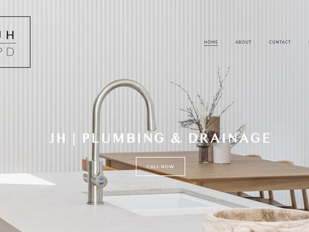 JH Plumbing & Drainage - Case Study