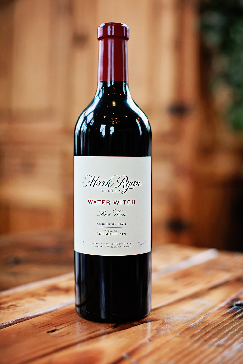 Mark Ryan Winery Water Witch served at happy hour at heirloom cookshop