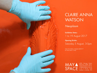 Neoplasm | opening at May Space soon