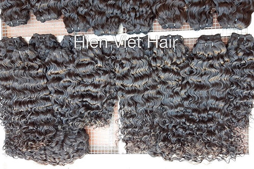 Highest quality curly hair weaves extensions- 100% raw virgin hair