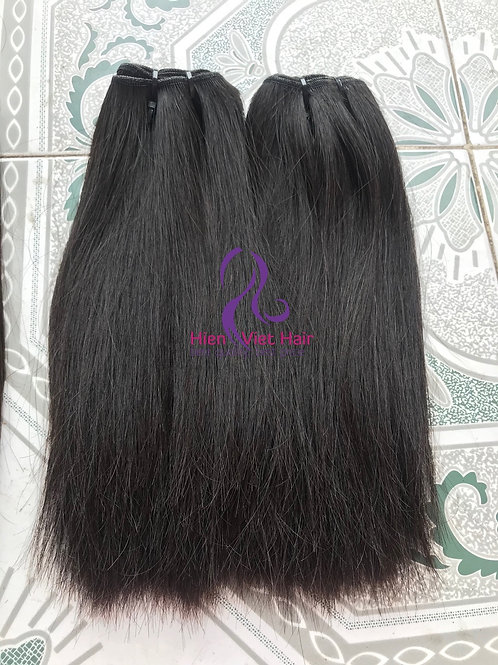Silky straight hair - raw virgin hair - best price for hair wholesale