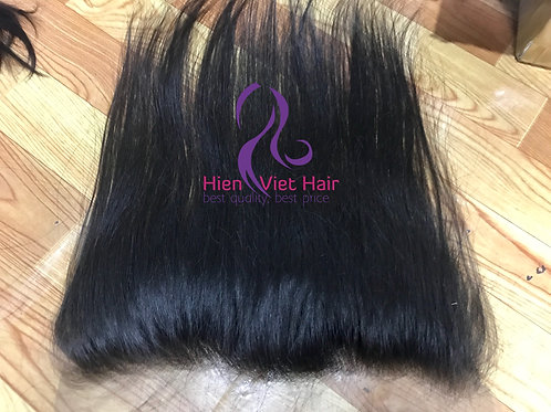 Silky straight lace frontal 13x4, 13x6 with swiss lace and virgin hair