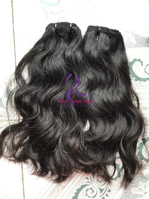 Natural wave hair - raw hair-hair wholesale