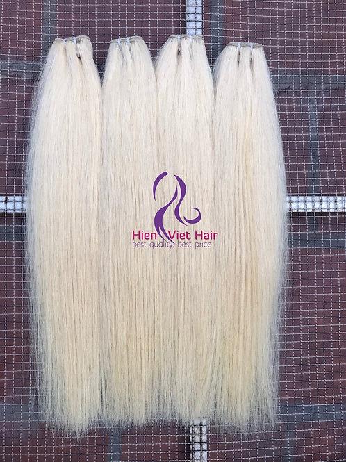 #60 blonde hair - high quality hair - Europe standard - blonde hair wholesale