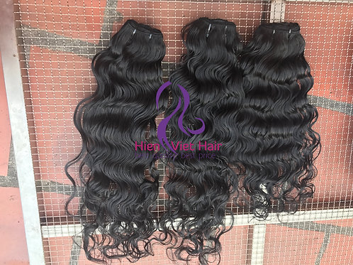 Loose curly hair weaves- no shedding, free-tangle-best price