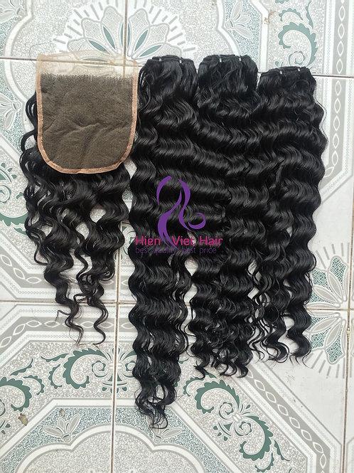 Deep wave hair - hair wholesale - hair factory