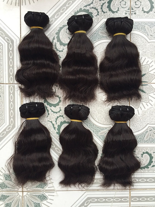 Baby wave virgin hair