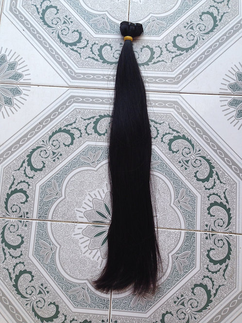Double drawn straight hair - super high quality