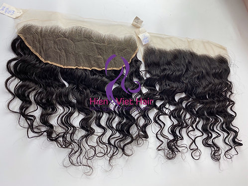 Loose deep wave lace frontal - 13x4 lace frontal