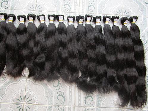 Vietnam natural curly virgin hair