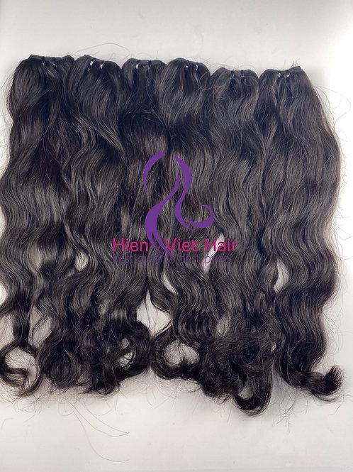 Raw wave hair - natural wave hair with 100% human virgin hair - hair factory