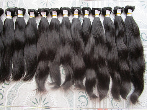 high quality vietnam natural wave hair weaving