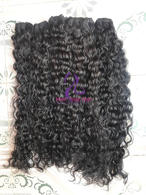 Curly hair style 01