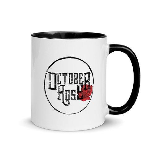 October Rose Mug