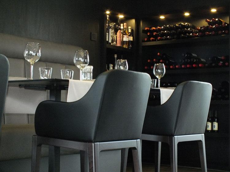 aménagement restaurant chaise