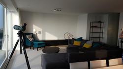 Aménagement d'un appartement à la côte Belge