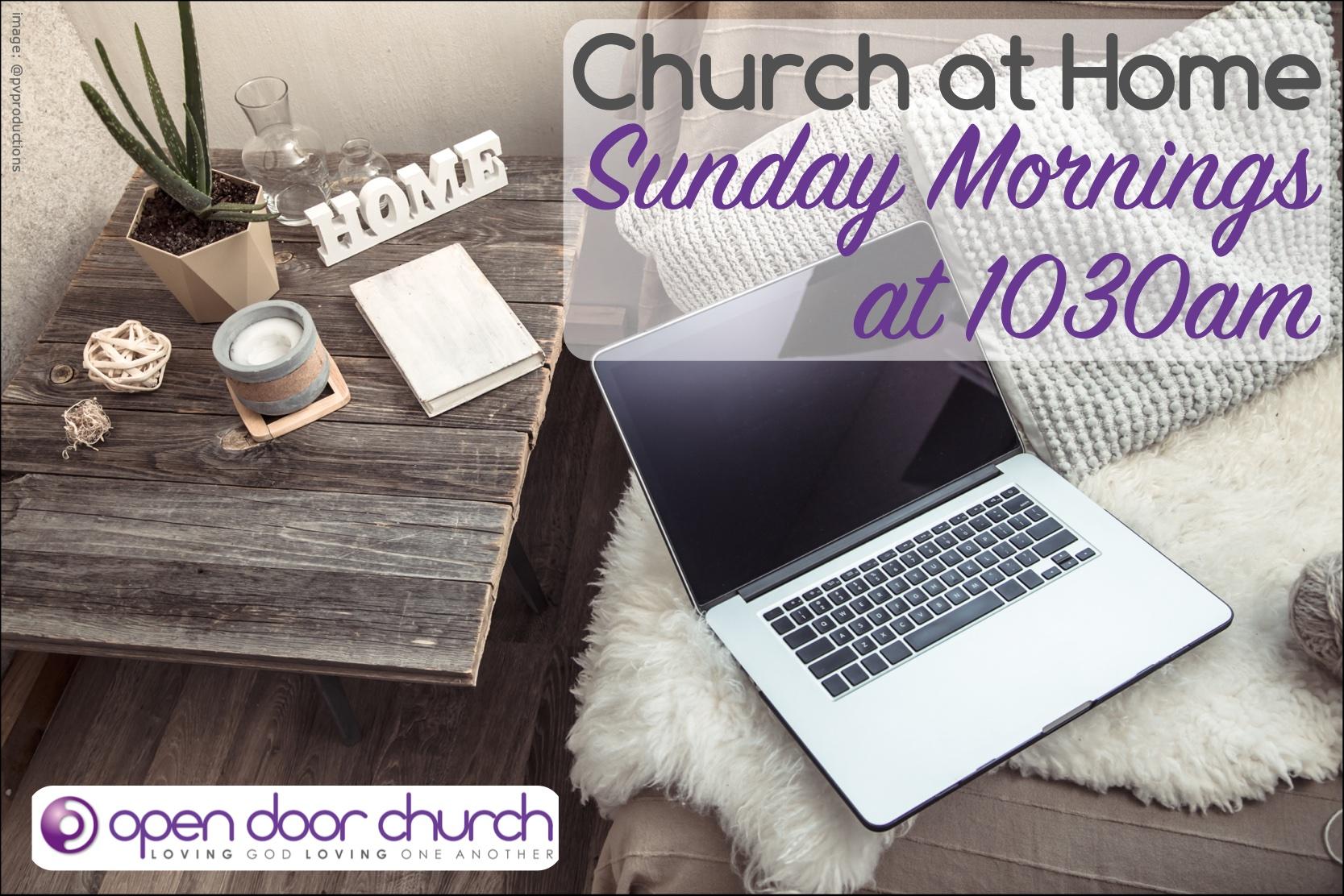 New Church at Home