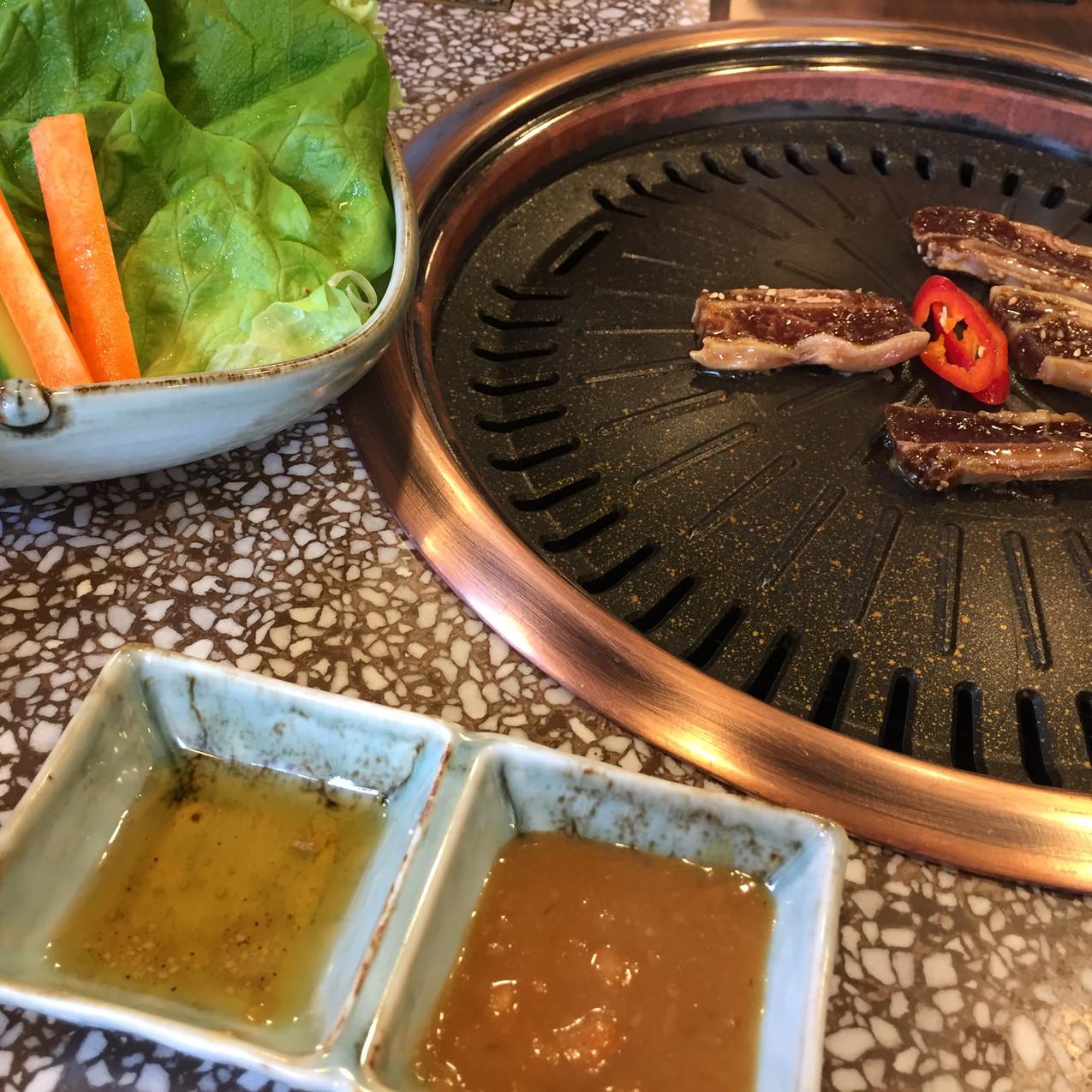 barbecue Coréen Londres