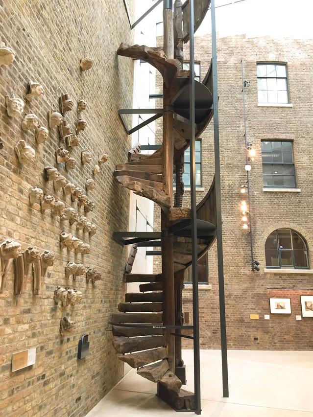 ARCHITECTURE MUSEE ALBERT & VICTORI