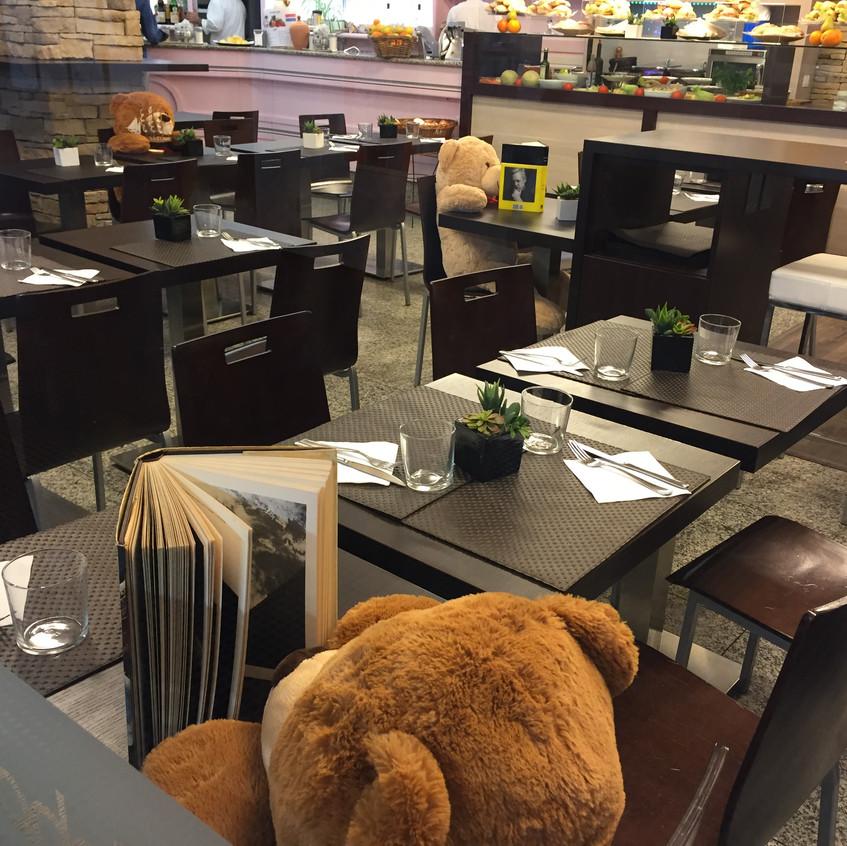 Un restaurant mignon tout plein