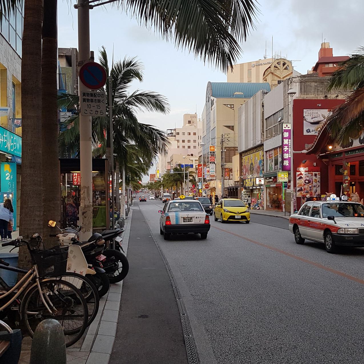 Rue principale Naha